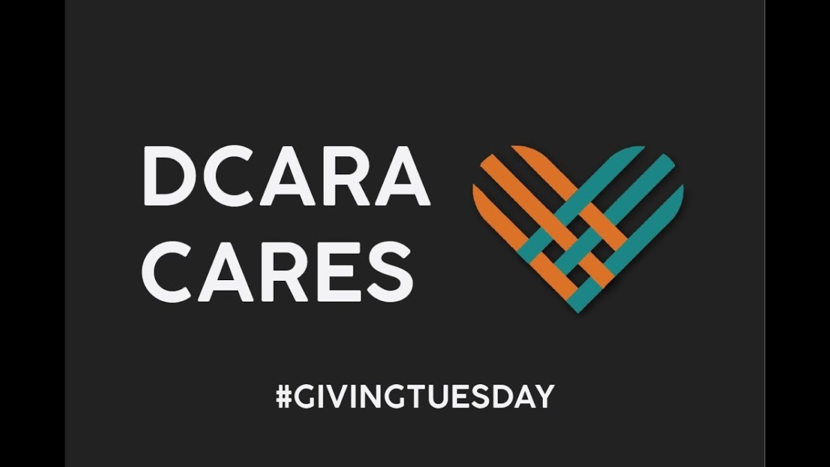 #Givingtuesday DCARA CARES: Caregiver Training Program